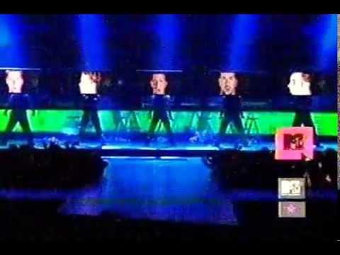 N'Sync  Best Performance #1 - MTV VMA 2000 [MTV Latino]