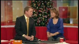 BBC Breakfast TOTH (17 Dec 2008, Christmas)