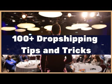 This is how I will help ALL the dropshipping community to succeed - 100+ FREE dropshipping tips thumbnail