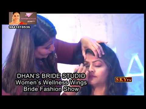 Bride Fashion Show | EPI 76 | 17.04.18 | Sky TV Madurai | GoldenCinema | Sourashtra Videos