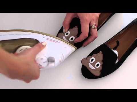 Emoji Loafer Shoes DIY Hack