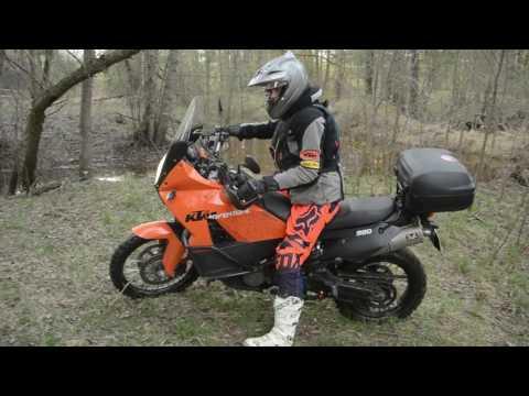 Песок БАМ Тихоново  Гусь-Хрустальный KTM 990 Adventure Эндуро с пассажиром