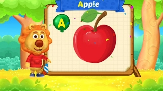 ABC Learning Kids Game | A for apple Fun Educational Game