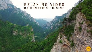 Relaxing video  Peace of mind  with beautiful vocal sounds  peaceful video  by Hunger&#39s Cuisine