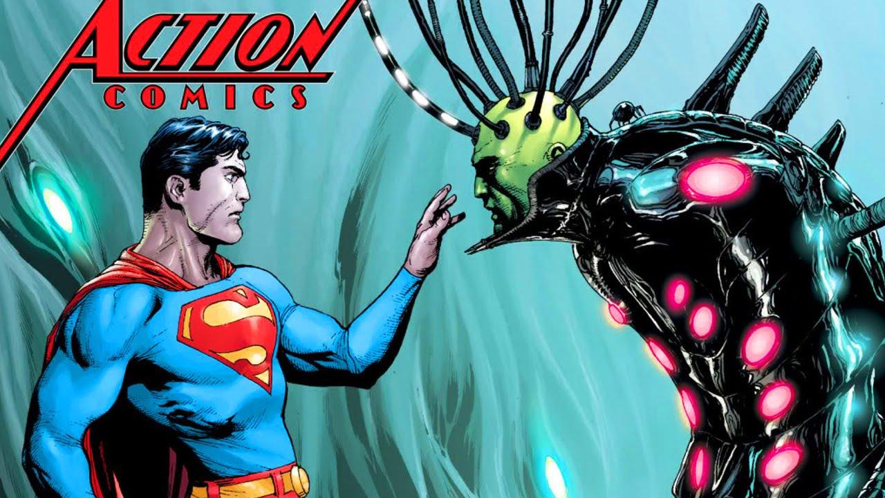 ブレイニアックとスーパーマン