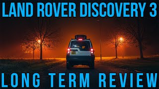 Land Rover Discovery 3 Long Te…