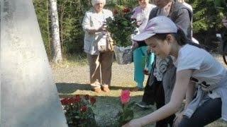 9 мая в Финляндии. Захоронение у Ямся