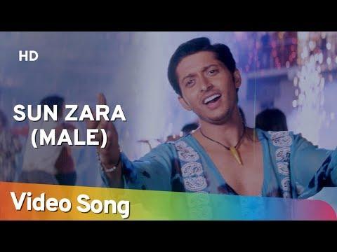 Sun Zara Dil Ki (Male) (HD) | Sun Zarra (2006) | Mithun Chakraborty | Sameer Aftab | Romantic Song