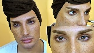 Freckles Make Up Tutorial Thumbnail