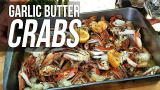 Garlic and Butter Crab recipe