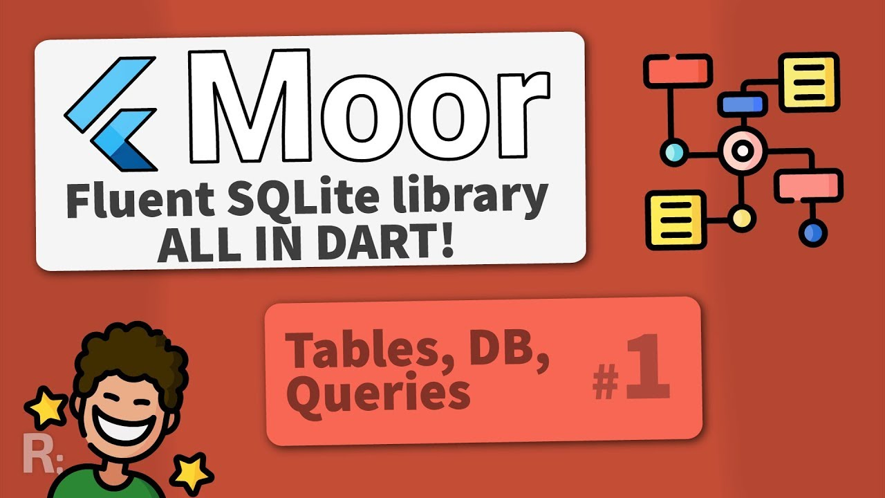 Moor (Room for Flutter) #1 – Tables & Queries – Fluent