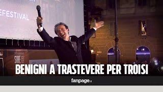 Benigni racconta il dietro le quinte di 'Non ci resta che piangere', nel ricordo di Massimo Troisi