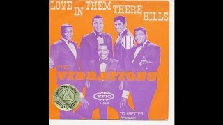 The Vibrations - Love In Them There Hills - Epic 9957