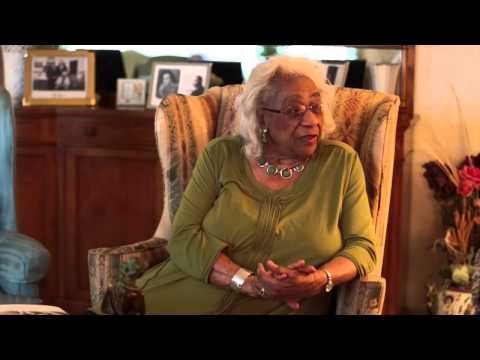 Civil rights leader Edith Savage Jennings discusses her time as an activist
