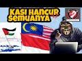 Hacker Malaysia x Indonesia menggodam 120 website Israel | Israel koyak |DRAGON FORCE