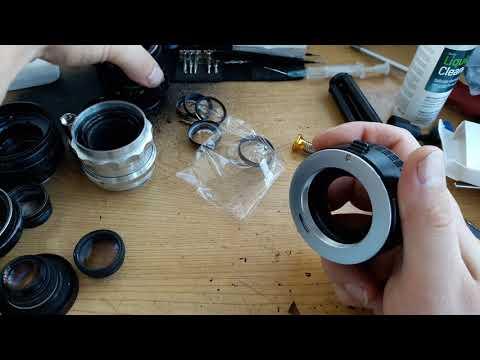 Распаковка с Алиэкспресс Aliexpress, ништяки для фотолюбителей, адаптер М42-Pentax K Minolta