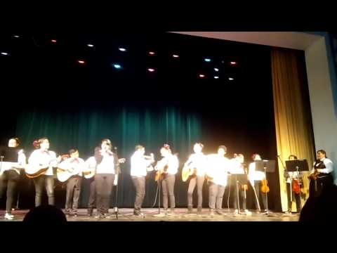 Belvedere Middle School Mariachi Olimpicos 2016
