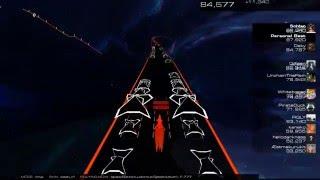 F-777 - Space Battle (Audiosurf 2, Ninja, Highscore)