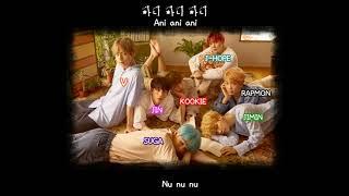 [Han/Rom/Romanian Subs] BTS (방탄소년단) – SEA (바다) hidden track