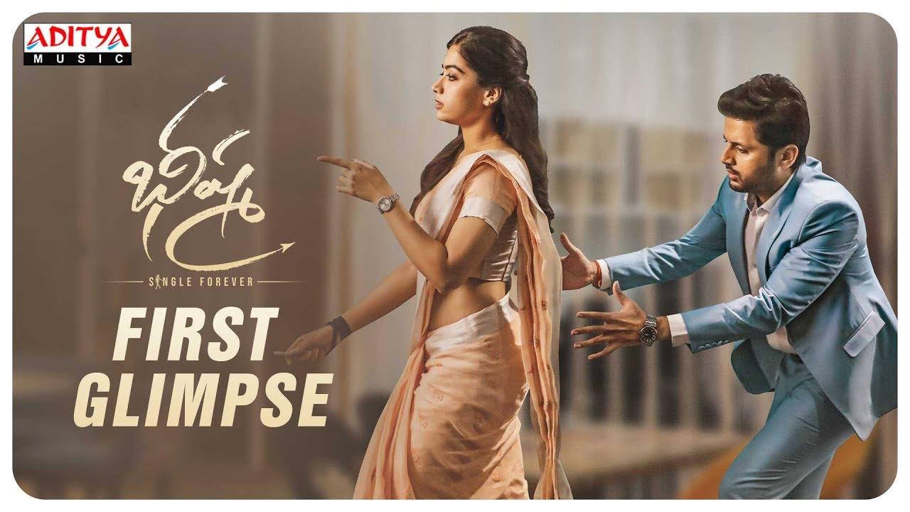 Bheeshma Trailer In Hindi Bheeshma Nithin Movie Hindi Dubbed Nithin New Movie Trailer By Reviews Ka Adda