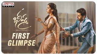 Bheeshma First Glimpse - Nithiin, Rashmika Mandanna | Venky Kudumula - yt to mp4