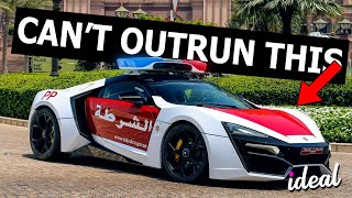 The BEST Ways to Outrun the Police!