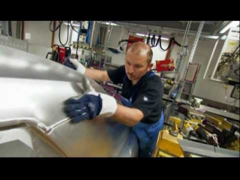 Ultimate Factories: Rolls-Royce Motor Cars - Part I
