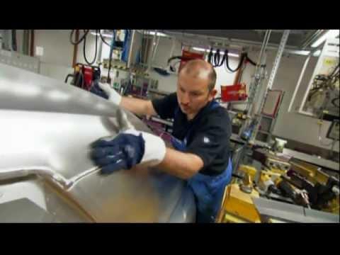 Ultimate Factories: Rolls-Royce Motor Cars - Part I