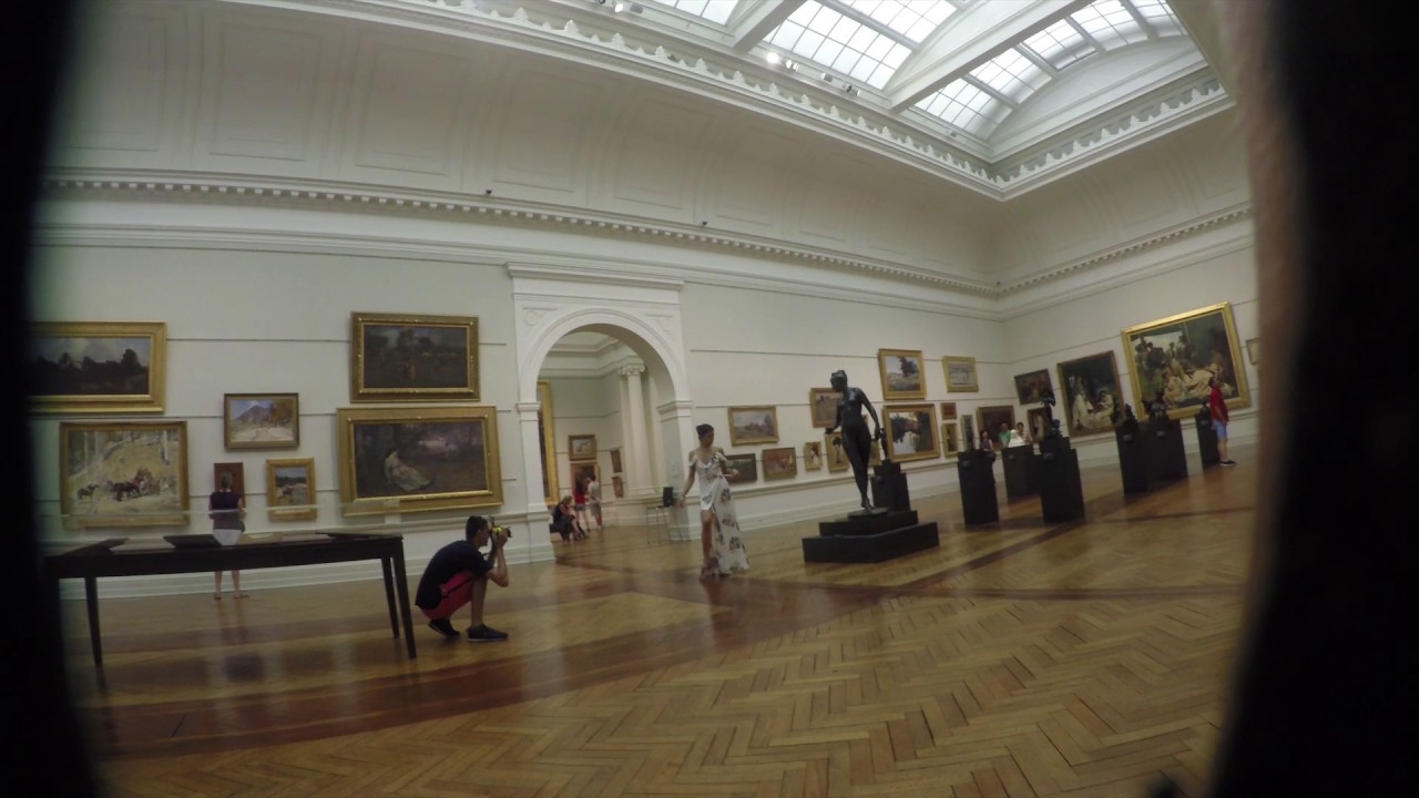 Art Gallery Of Nsw Nude Performance Exhibition - Nsfw -9988