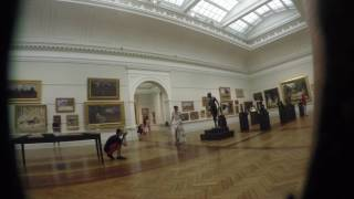 Art Gallery of NSW 'NUDE' Performance Exhibition - NSFW