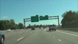 Gambar cover New York - Interstate 290 East - Mile Marker 0 to 10 (Full Length)