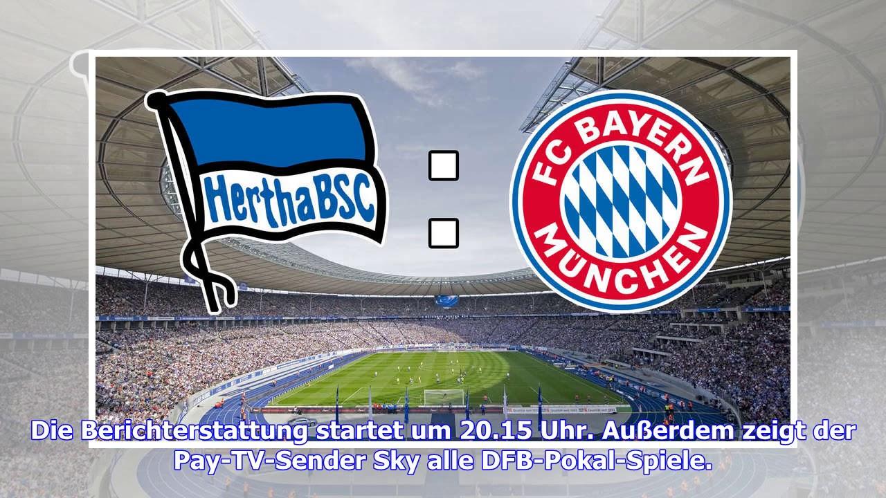 Dfb Pokal Heute Bayern
