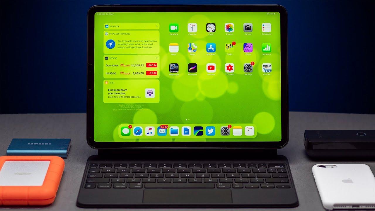 iPad Pro 2020 Magic Keyboard One Week Later! Is it ...