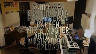 Snippet - Das 24-Stunden Trap-Album: QUEMLEM SWYNE - 24/7