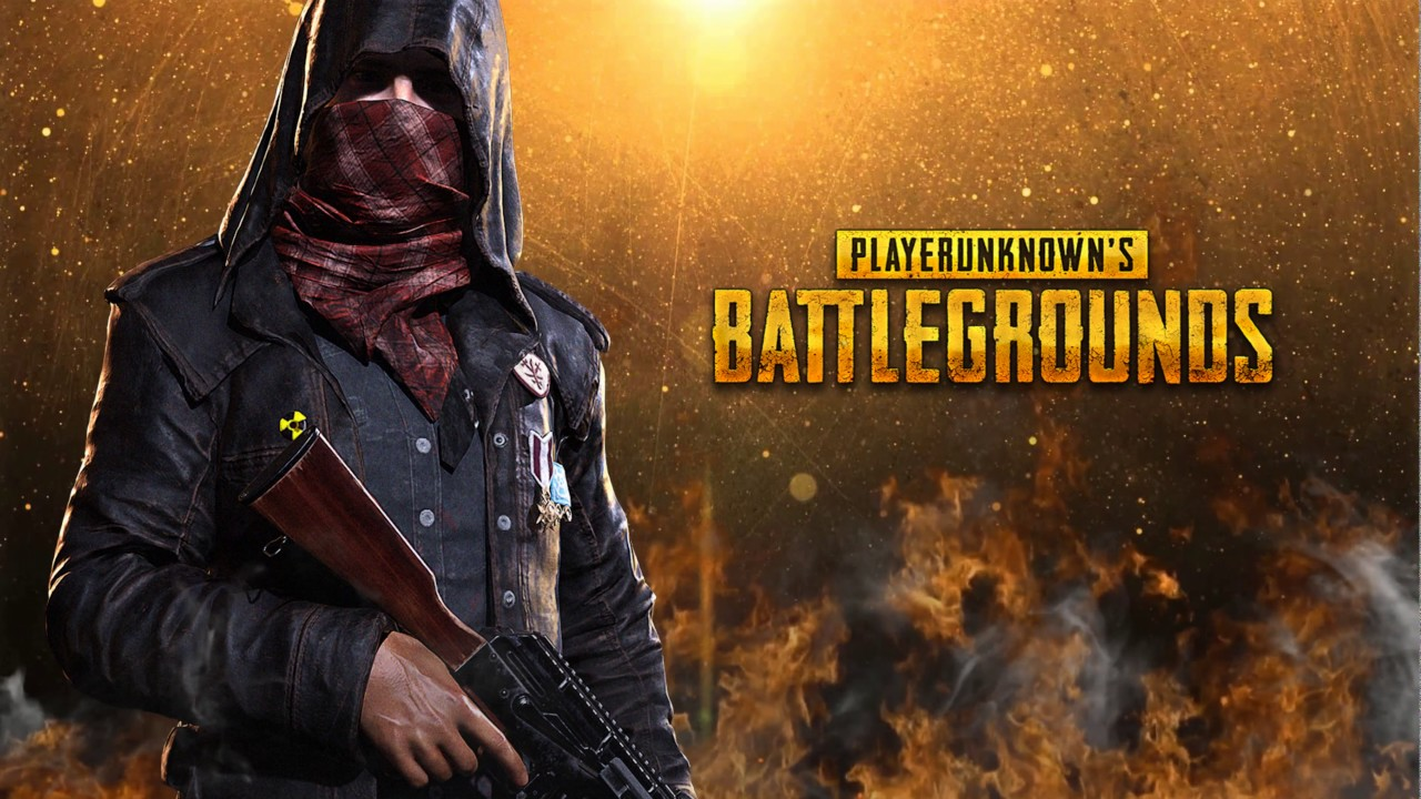 PlayerUnknown's BattleGrounds Animated Wallpaper 2