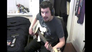 blink-182 - Bored To Death (Bass Cover)