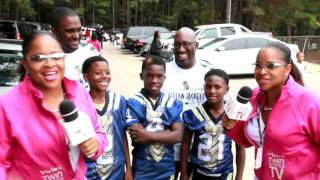 twinsportstv interview with dyj 9u gold football team youth grudge match