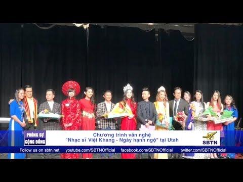 PHÓNG SỰ CỘNG ĐỒNG: Nhạc sĩ Việt Khang gặp gỡ và cám ơn đồng hương tại Utah