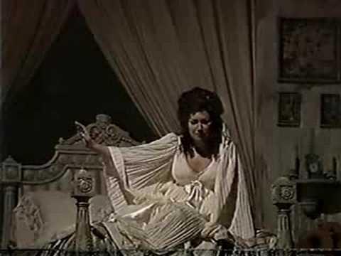 "Carol Vaness - ""Porgi amor"" - Nozze di Figaro Met '85"