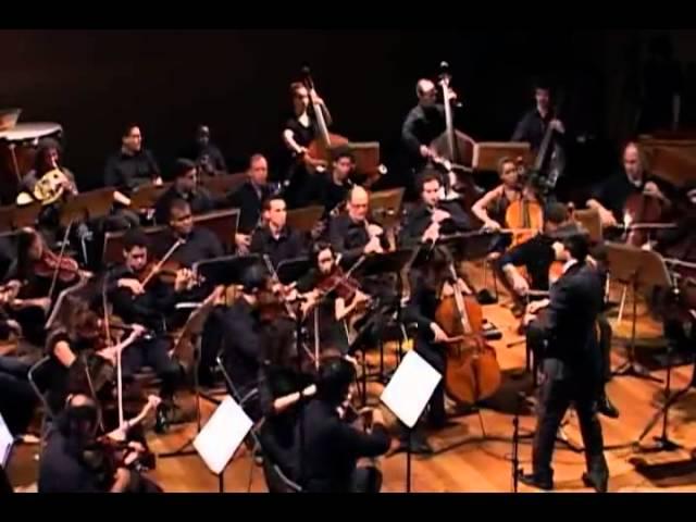 Sinfonia nº 35 em Ré Maior (Haffner), de W. A. Mozart,