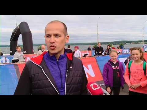Триатлон ТITAN в Воткинске