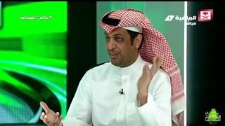 عبدالله العبيد : لا يتوفر شرط الـ 15 سنة خبرة في الأسماء المتقدمة لرئاسة اتحاد القدم #عالم_الصحافة