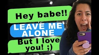 MY VIRTUAL BOYFRIEND TRIED TO KILL ME! Tap | Virtual Boyfriend