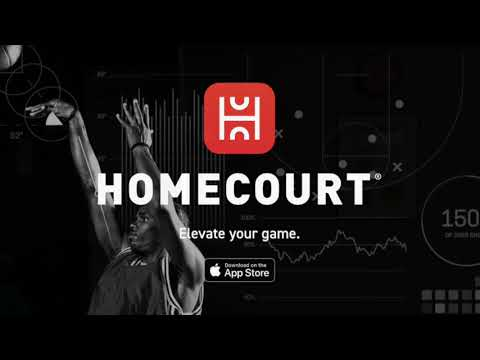 Homecourt at the Basketball Barn