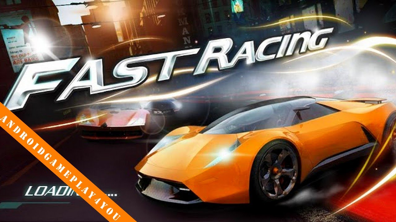Fast racing 3d 1. 6 apk + mod money for android.