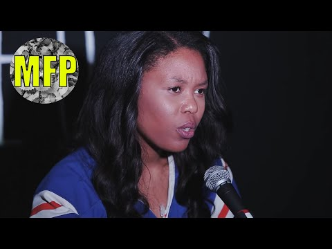 Jasmine Mans - Footnotes for Kanye - Muddy Feet live at Boxedin