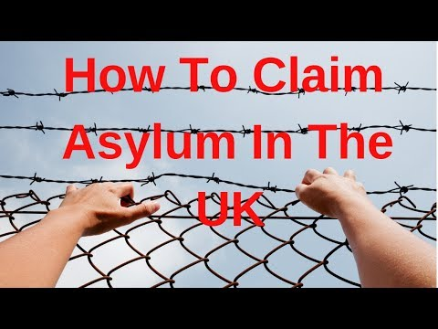 Apply For Asylum UK
