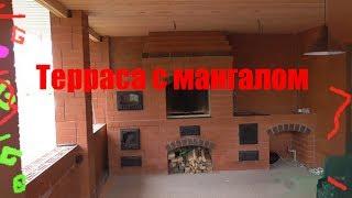 видео Печь для летней кухни: постройки с мангалом и барбекю своими руками