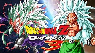DBZB3: SSJ5 Vegeta VS SSJ5 Goku (Duels)