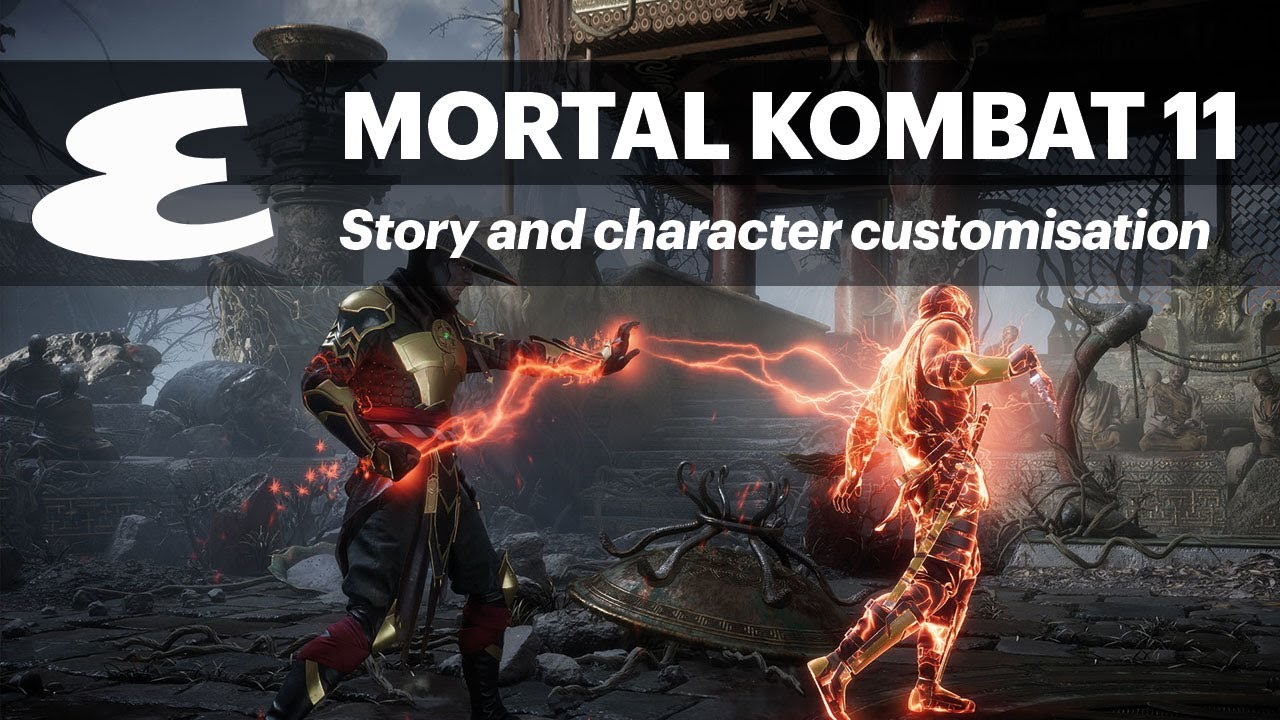 What we know about Mortal Kombat 11 - ESQUIRE Middle East